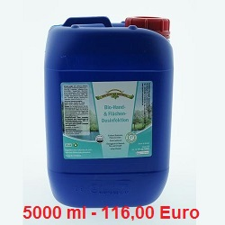 BIO-Desinfektionsmittel 5000ml