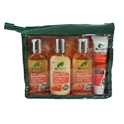 Organic Manuka Honey Travel Set