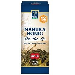 Manuka-Honig MGO 100+ On-the-Go