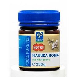 Manuka-Honig MGO 550+ 250g