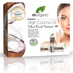 Organic Virgin Coconut Oil Deluxe Facial Treatment